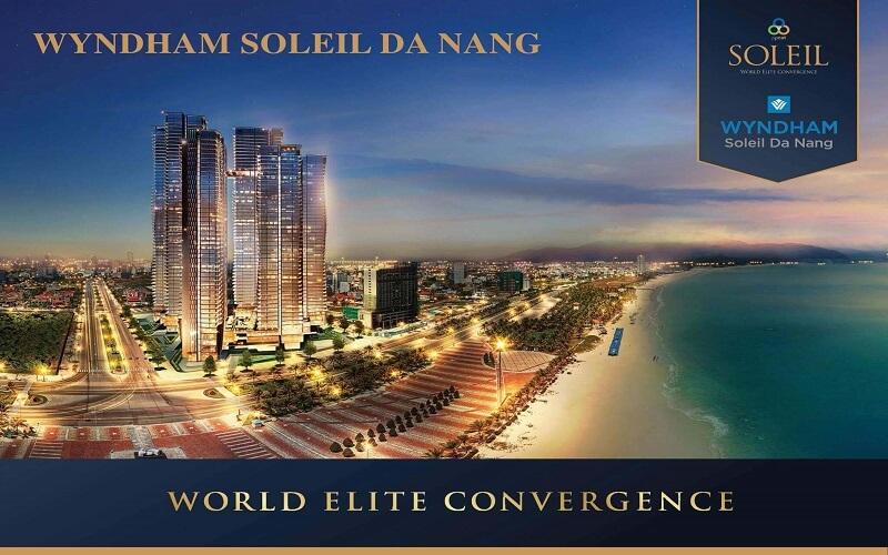 Dự án tổ hợp Ánh dương soleil Đà Nẵng 2020