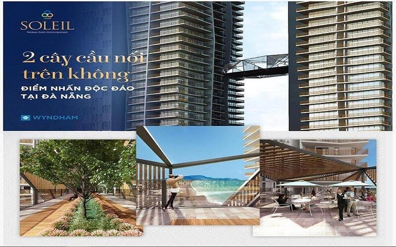 Tiện ích dự án Wyndham Soleil Đà Nẵng
